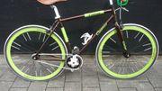 Single Speed Bike Fixie Retro