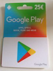 verkaufe 4 Google Play Store