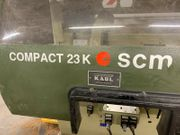 Vierseitenhobelmaschine mit Mobilspindel SCM Compact