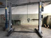 2-Säulen-Hebebühne Elektrohydraulisch ATH-Heinl 2 35