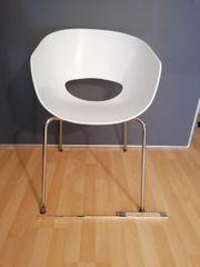 4 Stühle Schalensitze