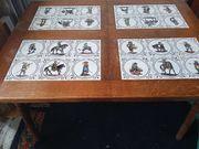 Tisch Esstisch Massivholz 120 160