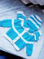Babygarnitur 2 Teile Größe 62