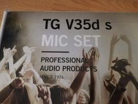 Studio, Recording (Equipment) - Unbenutztes Beyerdynamic Mikrofonset mit Mikrofonständer