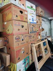 Trödel garage voll