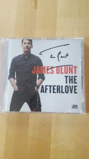 James Blunt CD The Afterlove -