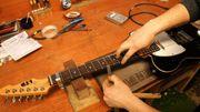 Guitar service Bregenz