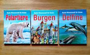 Buch Delfine Burgen Polartiere Wissenswelt