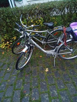 Damen-Fahrräder - 2 Fahrräder 26 Zoll Herren