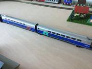 Mehano Zug Modelleisenbahn H0 TGV