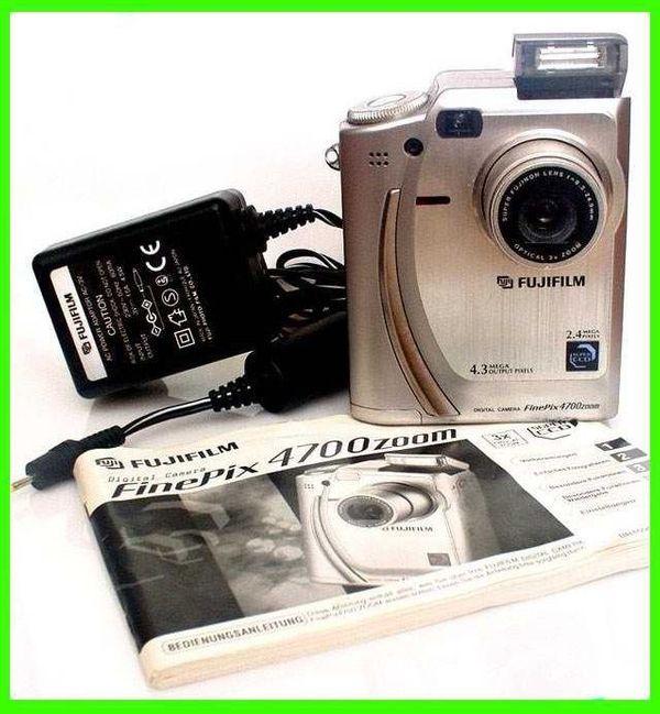 Digitalkamera FUJI Fine Pix 4700