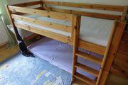 Abenteuerbett INFANS Hoch- oder Standbett