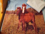 Bettwäsche Pferd BW 135 x200