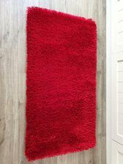 Esprit Teppich rot 140x70