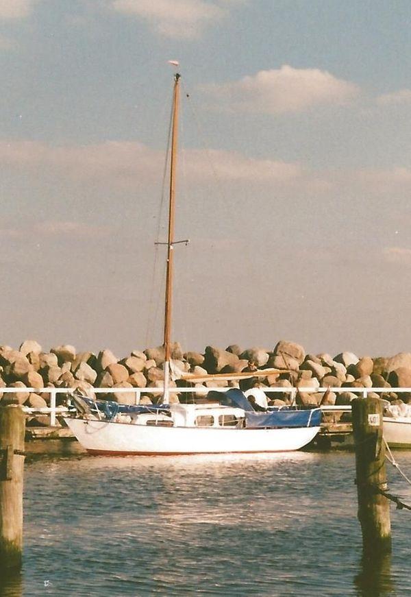 Segelboot Jakon II