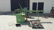 Lang EL 75 Dornrohrbiegemaschine Rohrbiegemaschine