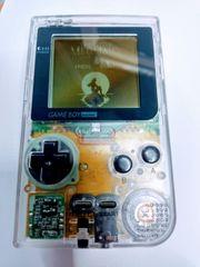 Nintendo Gameboy Pocket Konsole Handheld