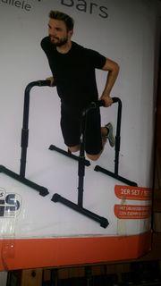 Fitnessgerät NEU Pusch Up Bars