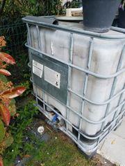 wasserkontainer 1000 Liter