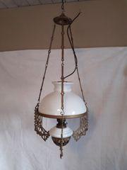 Petroliumlampe antik