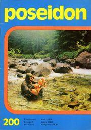 DDR Zeitschrift poseidon - Maritimes 02