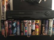 XXX VHS USK 18 Videorecorder