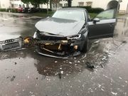 Audi a3 unfall wagen