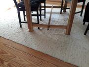 Heller Teppich 2mx3m zu verschenken