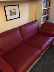 Nappaleder Couch ERPO Design