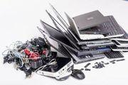 Elektro und Computer Abholung