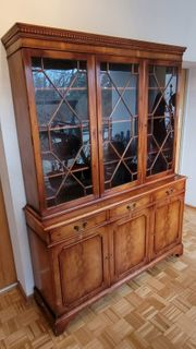 Englische Buchvitrine - Typ Regency Glazed