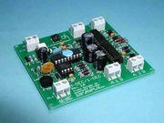 Littfinski LDT M-DEC-DC-F Motorweichen-Decoder 4-f DCC