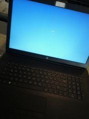 Laptop von HP 17 Zoll
