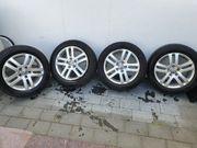 Winterreifen Alufelgen - VW Touran