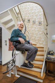 Treppenlifte für Senioren