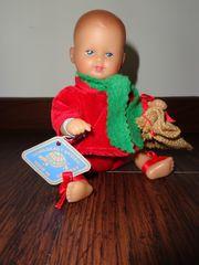 Schildkrötpuppe 1618 Schildkröt Puppe Sammlerpuppe