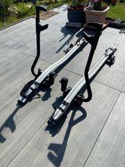 2 x Thule Fahrrad Dachgepäckträger