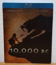 Blu-ray 10 000 BC Steelbook