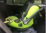 Kiddy-Evo-Lunafix Babyschale Autositz Kindersitz