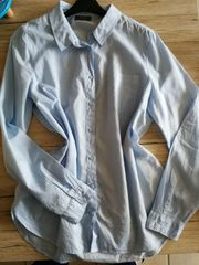 Neuw Damen-Bluse hellblau Gr 42