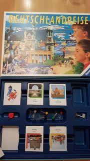 Brettspiel Deutschlandreise oder Take it