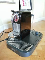 DeLonghi Citiz Milk Nespresso Kapselmaschine