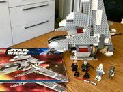 Lego Star Wars 8096 Emperor