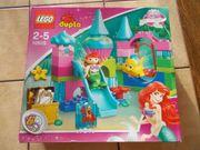 Lego Duplo Arielles Zauberhaftes Unterwasserschloss