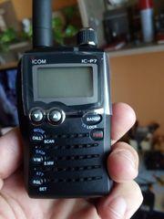 ICOM IC-P7A Handfunkgerät TOP