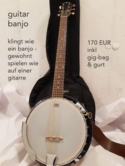 Banjo Gitarre