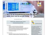 Elektroniker Mechatroniker für die Instandsetzung