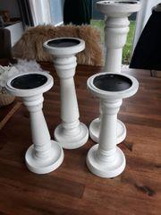 4 Kerzenständer