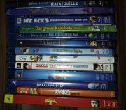 13 Verschiedene BlueRay Kinderfilme in