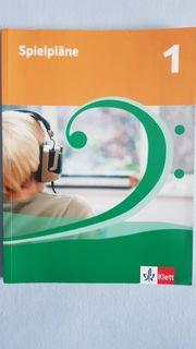 Schulbuch Musik Spielpläne 1